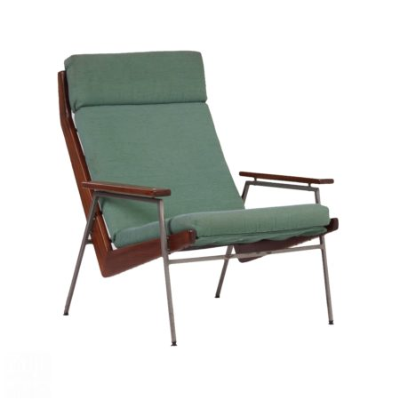 Vintage Gelderland Fauteuil Model 2261 ca. 1960s | Groen | Vintage Design