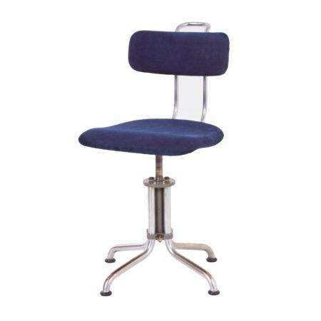 Gispen 353 Bureaustoel van W.H. Gispen, 1930s | Vintage Design