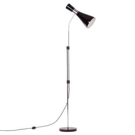 Diabolo Vloerlamp van Fog en Morup, 1960 | Vintage Design
