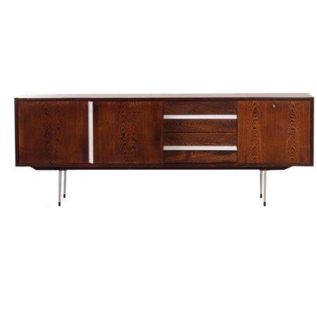 Belform Dressoir van Wenge, 1970s | Vintage Design