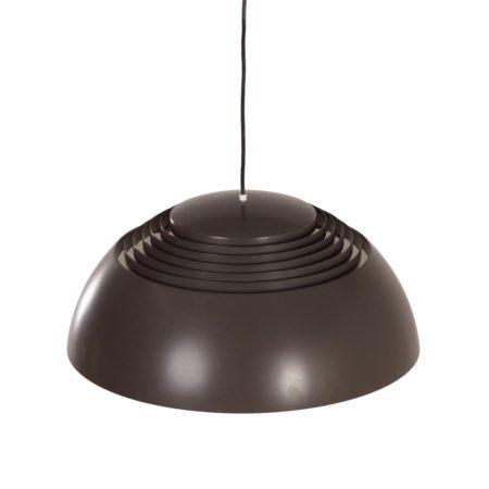AJ Hanglamp van Arne Jacobsen voor Louis Poulsen, 1980s | Vintage Design