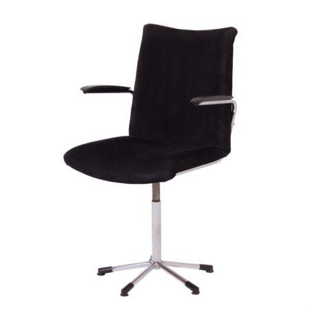 Bureaustoel 3314 van Toon de Wit voor Gebr. de Wit ca. 1960s | Vintage Design