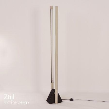 Sistema Flu lamp van Rodolfo Bonetto van Luci, Italie – 1981