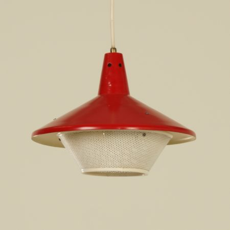 Zeldzame Hiemstra Evolux Handlamp Perfolux, 1960s