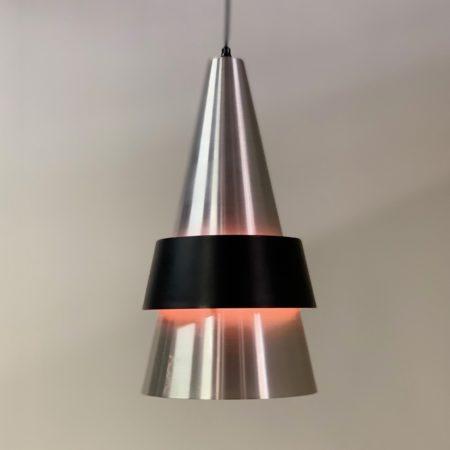 Corona Hanglamp van Jo Hammerborg voor Fog & Morup, 1963