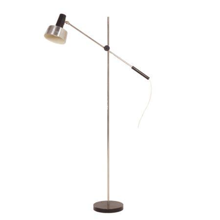Aluminium Hengellamp van  J. Hoogervorst voor Anvia ,1960s | Vintage Design