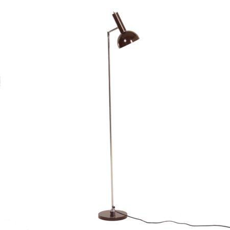 Vintage Vloerlamp van H. Busquet voor Hala, ca. 1960