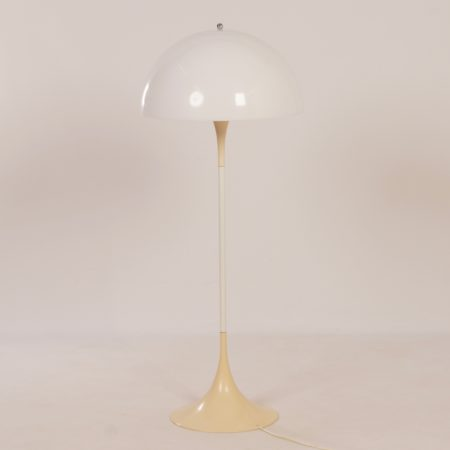 Panthella Vloerlamp van Verner Panton voor Louis Poulsen, 1970s