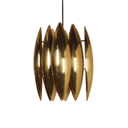 Kastor Hanglamp van Jo Hammerborg voor Fog & Mørup, 1960s | Vintage Design
