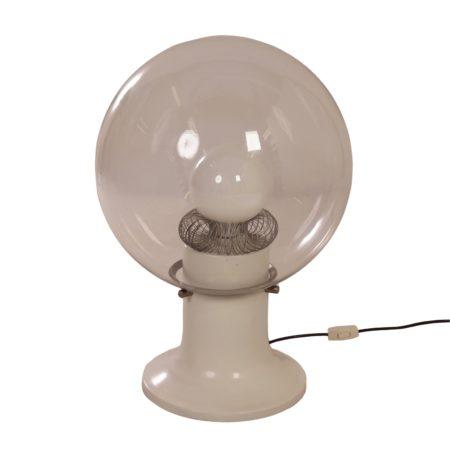 Glazen Design Tafellamp, 1970s | Vintage Design