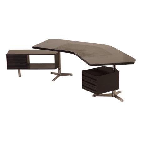 Modus Bureaustoel van Osvaldo Borsani voor Tecno, 1960s
