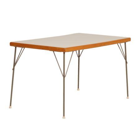 Eetkamertafel Model 531 van Wim Rietveld en André Cordemeyer voor Gispen, 1950s | Vintage Design