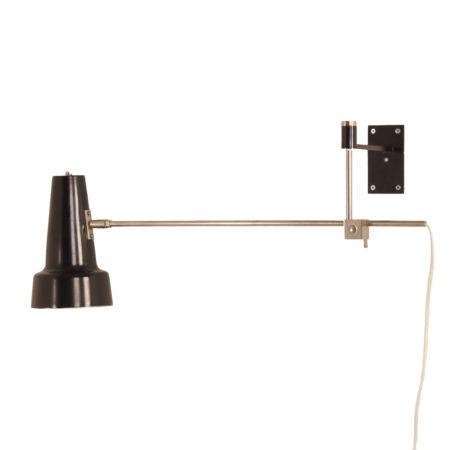 Wandlamp model 55 van Hagoort Lampen, 1960s | Vintage Design