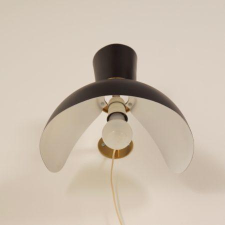 Italiaanse Diabolo Wandlamp van Stilnovo, 1960s