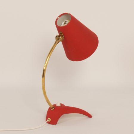 Zweedse Bureaulamp van Ewa Värnamo, 1950s