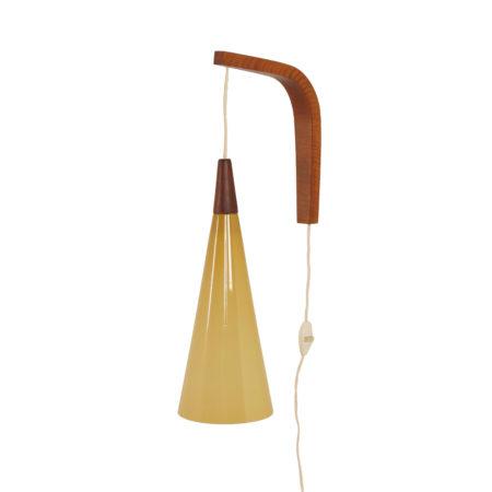 Fifties Philips Wandlamp NX118 van Nordisk Solar Lampen, 1950s | Vintage Design