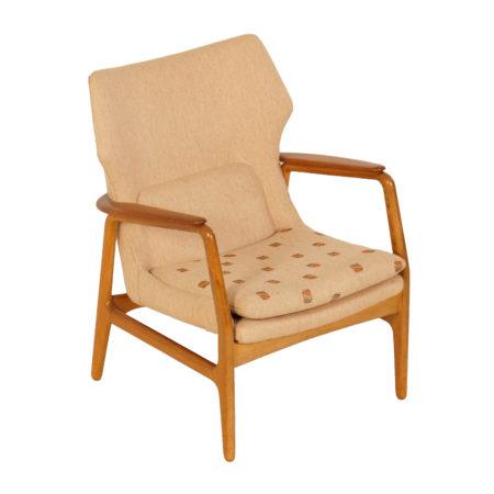 Damesfauteuil van Aksel Bender Madsen voor Bovenkamp, 1960s | Vintage Design