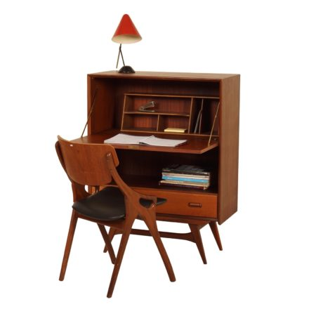 Secretaire van Louis van Teeffelen voor Wébé, ca. 1960 | Vintage Design