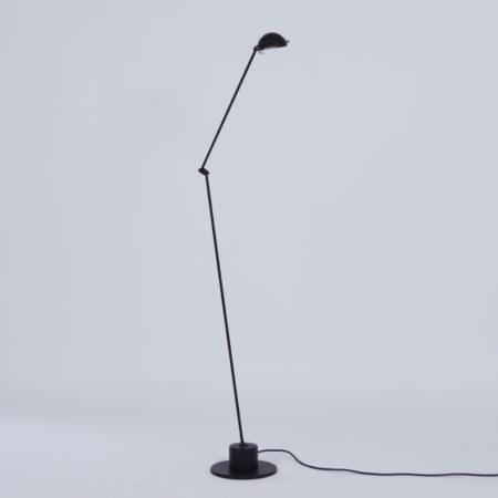 LuminaireBall Vloerlamp van Hannes Wettstein voor Belux, 1990s