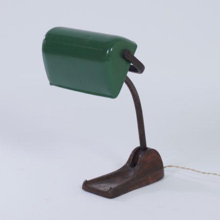 Bauhaus Notaris Bureaulamp van Horax, 1930s