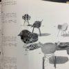 Zwarte DAX Kuipstoel van Charles & Ray Eames voor Herman Miller, Fehlbaum, 1970s