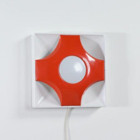 Popart Wandlamp van Sölken-Leuchten, 1970s