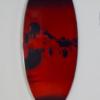 Mandelbrot Spiegel van Dino Gavina voor Centro Duchamp, 1990s
