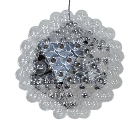 Taraxacum 88 Hanglamp van Achille Castiglioni voor Flos – Inclusief 120 Gloeilampen | Vintage Design