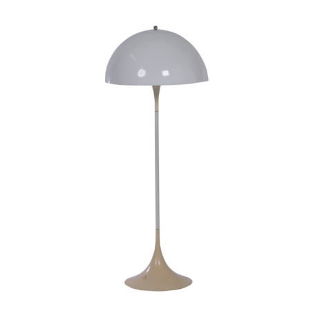 Panthella Vloerlamp van Verner Panton voor Louis Poulsen, 1970s – 1e Editie | Vintage Design
