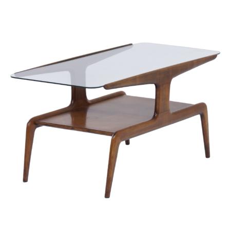 Salontafel van Gio Ponti voor Domus Nova, Italy, 1950s | Vintage Design