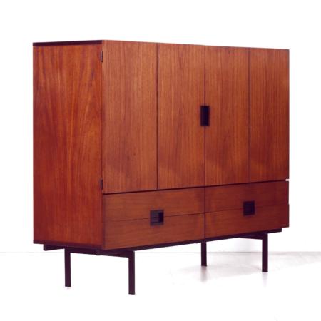 CU04 Kast van Cees Braakman voor Pastoe, 1950s | Vintage Design