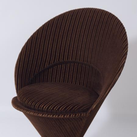 Deense Cone Stoel 'K1' van Verner Panton, 1960s