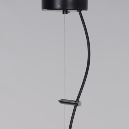 Kroonluchter 2097/50 van Gino Sarfatti voor Flos, 1980s
