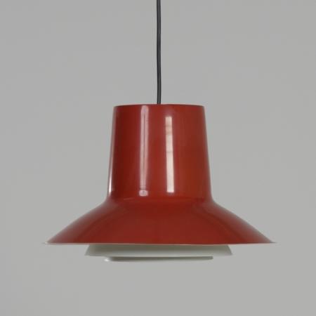 """Deense """"Auditorie 2"""" Hanglamp van Svend Middelboe voor Nordisk Solar, 1960s"""