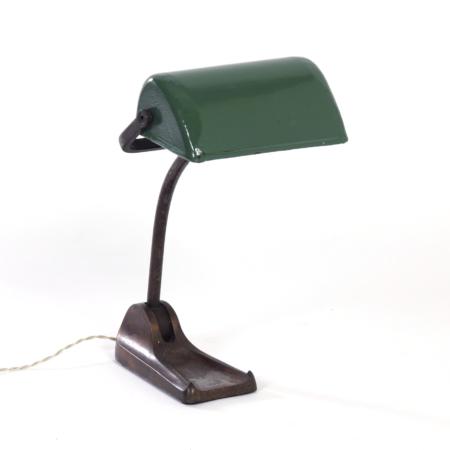 Bauhaus Notaris Bureaulamp van Horax, 1930s | Vintage Design