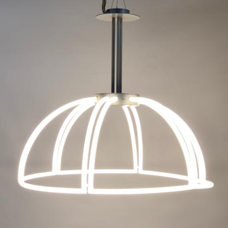 Guadaloupe Hanglamp van Egbert Keen voor Artilite, 2004 – Uniek Exemplaar uit de Luce Vergine Serie