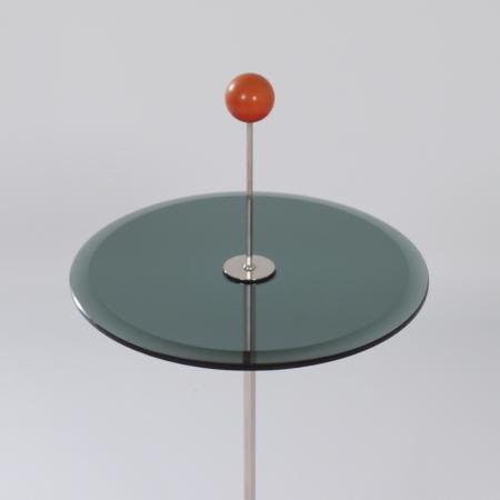 Orio Bijzettafel van Pierluigi Cerri voor Fontana Arte, 1980s