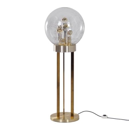 Sputnik Vloerlamp van Doria Leuchten, Duitsland, 1970s | Vintage Design
