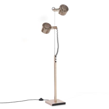 Vloerlamp van Ronald Homes voor Conelight Limited, 1970s | Vintage Design