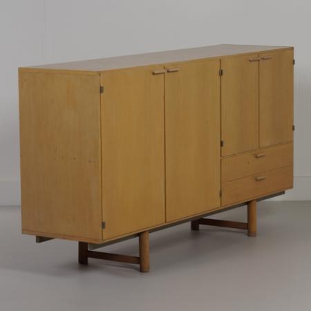Vintage Dressoir van Cees Braakman voor Pastoe, 1960s