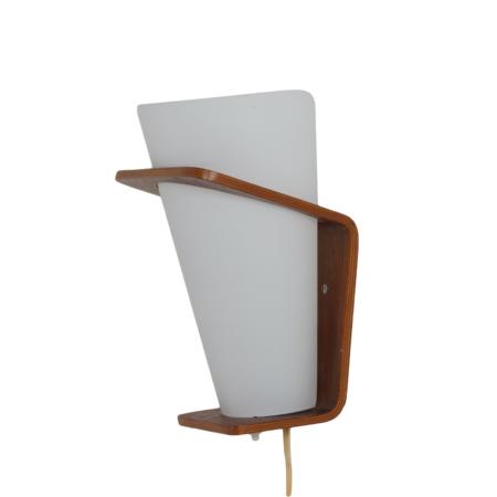 Wandlamp NX 41 van Louis Kalff voor Philips, 1960s | Vintage Design