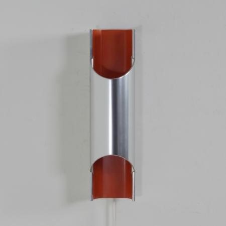 Wandlamp Pandean van Bent Karlby voor Lyfa, 1970s