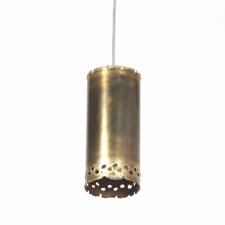 Brutalistische Hanglamp van Svend Aage voor Holm Sorensen & Co, 1970s – Denemarken | Vintage Design