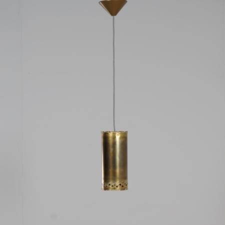 Brutalistische Hanglamp van Svend Aage voor Holm Sorensen & Co, 1970s – Denemarken