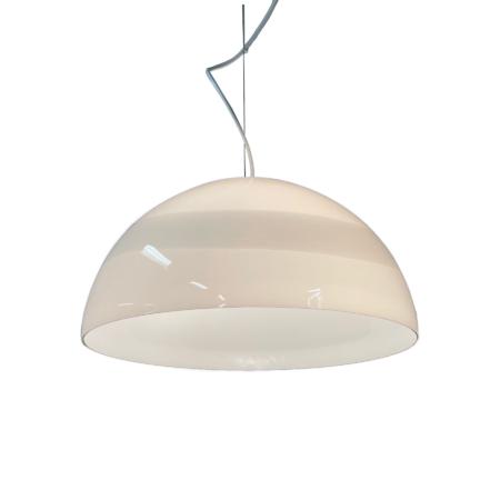Glazen Murano Hanglamp Ciompo van Vistosi Italië, 1970s | Vintage Design