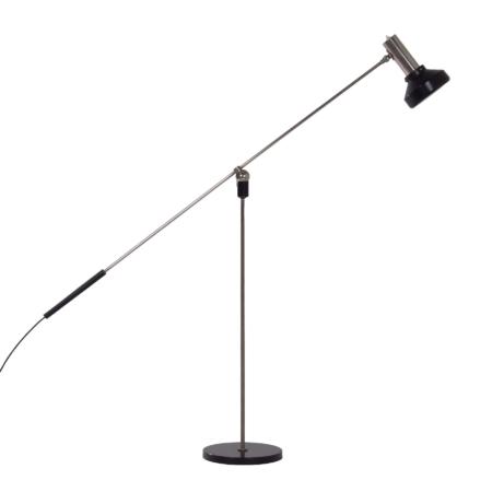 Magneto Vloerlamp van H. Fillekes voor Artiforte, 1950s | Vintage Design