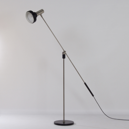 Magneto Vloerlamp van H. Fillekes voor Artiforte, 1950s