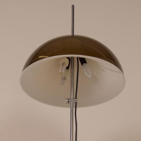 Mid Century Vloerlamp van E. Martinelli voor Artimeta, 1970s