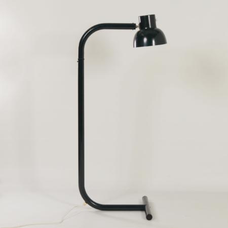 Vloerlamp van Hans Agne Jakobsson voor AB Markaryd, 1970s – Groen