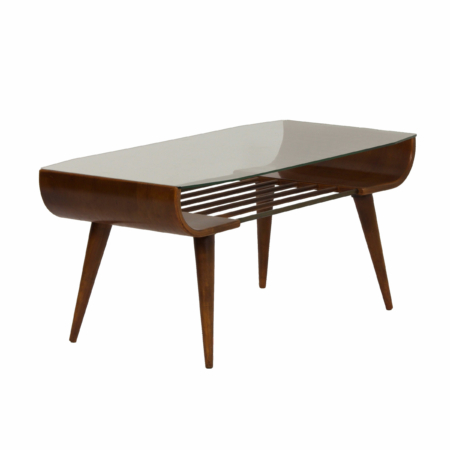 Salontafel van Cor Alons voor Den Boer Gouda, 1960s | Vintage Design